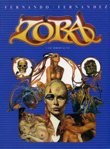 Zora y los hibernautas