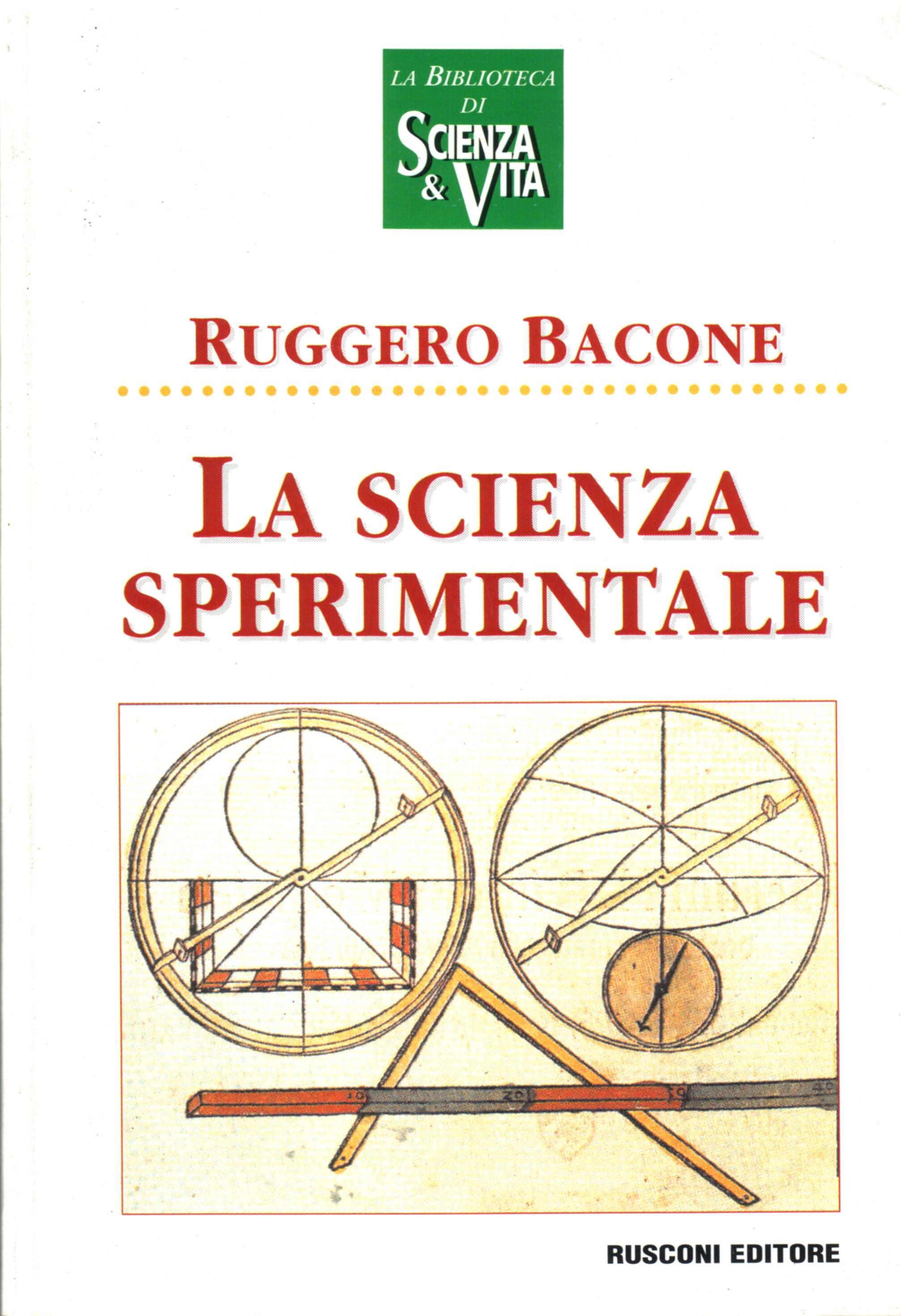 La scienza sperimentale