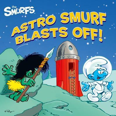Astro Smurf Blasts Off!