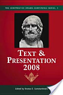 Text and Presentation, 2008