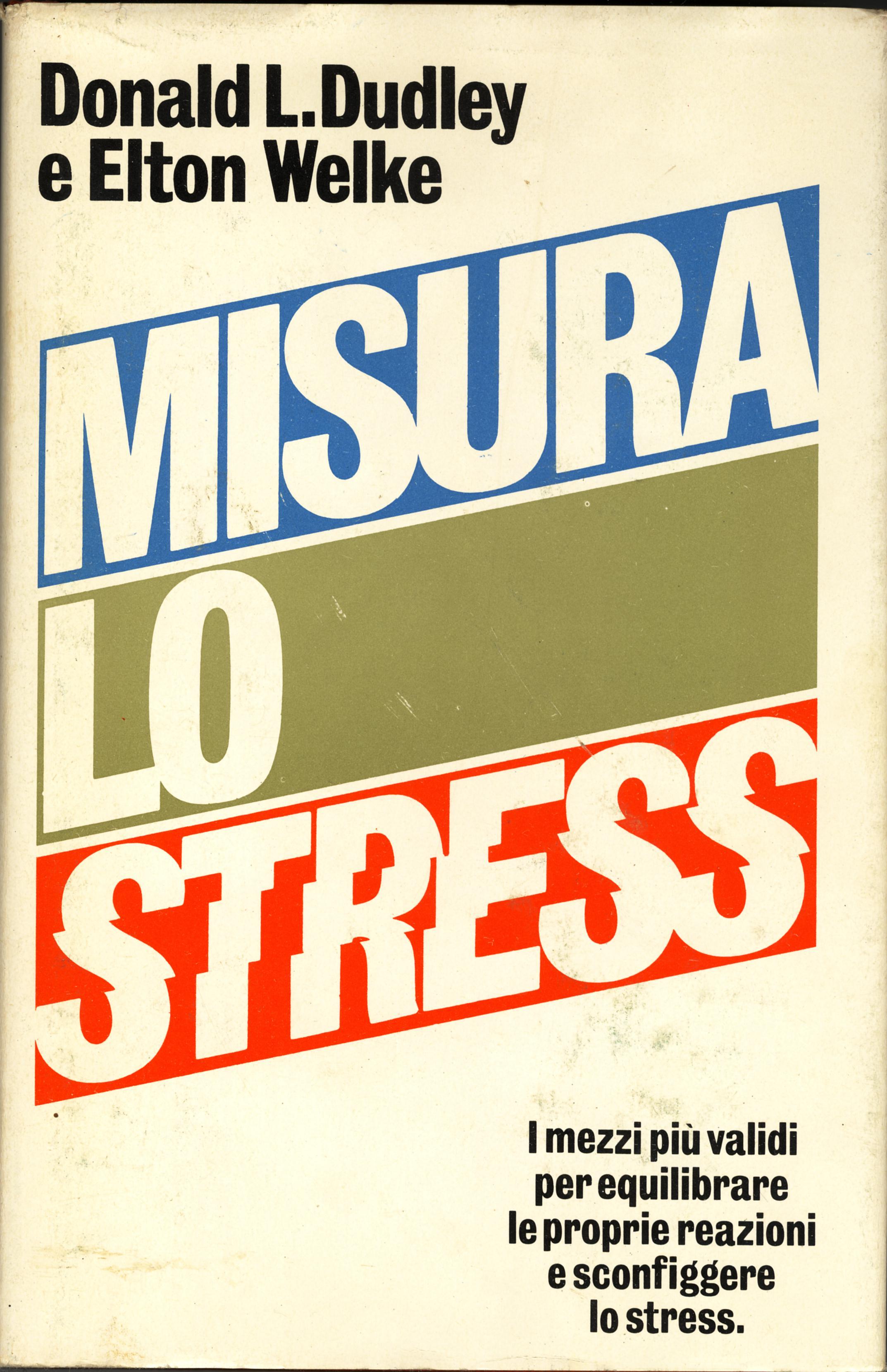 Misura lo stress