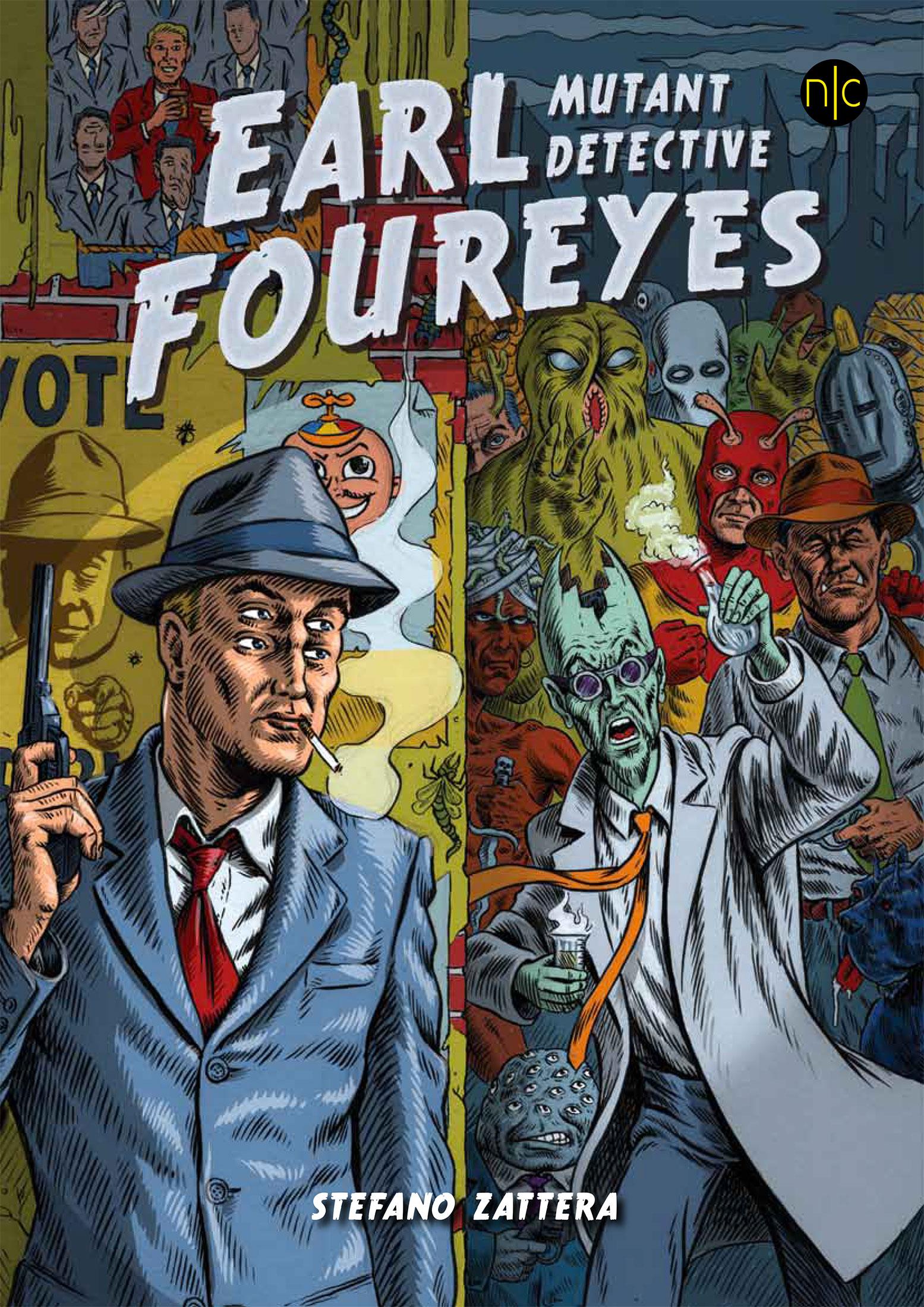Earl Foureyes