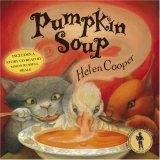 Pumpkin Soup Book & CD