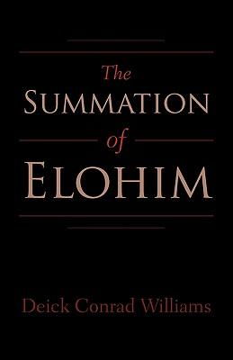 The Summation of Elohim