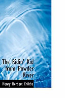 The Ridin' Kid from Powder River