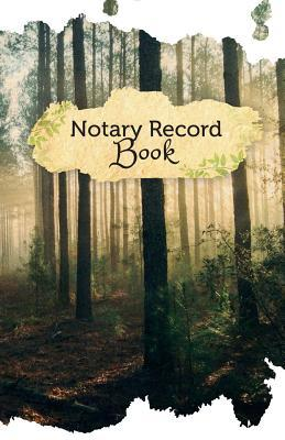 Mystic Forest Notary Record Book