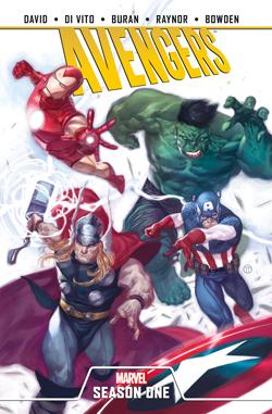 Season One: Avengers