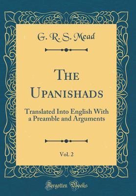 The Upanishads, Vol. 2