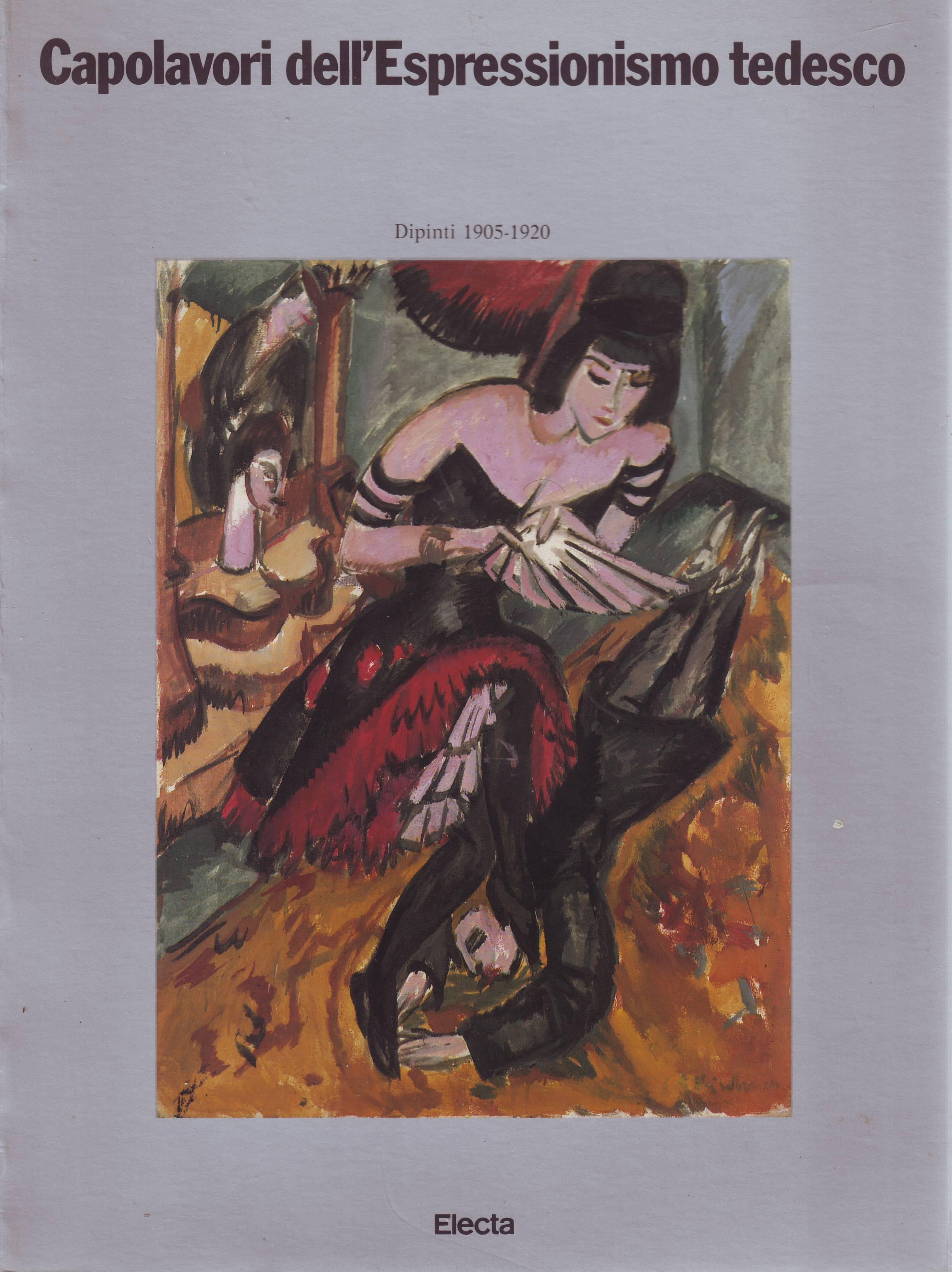 Capolavori dell'espressionismo tedesco
