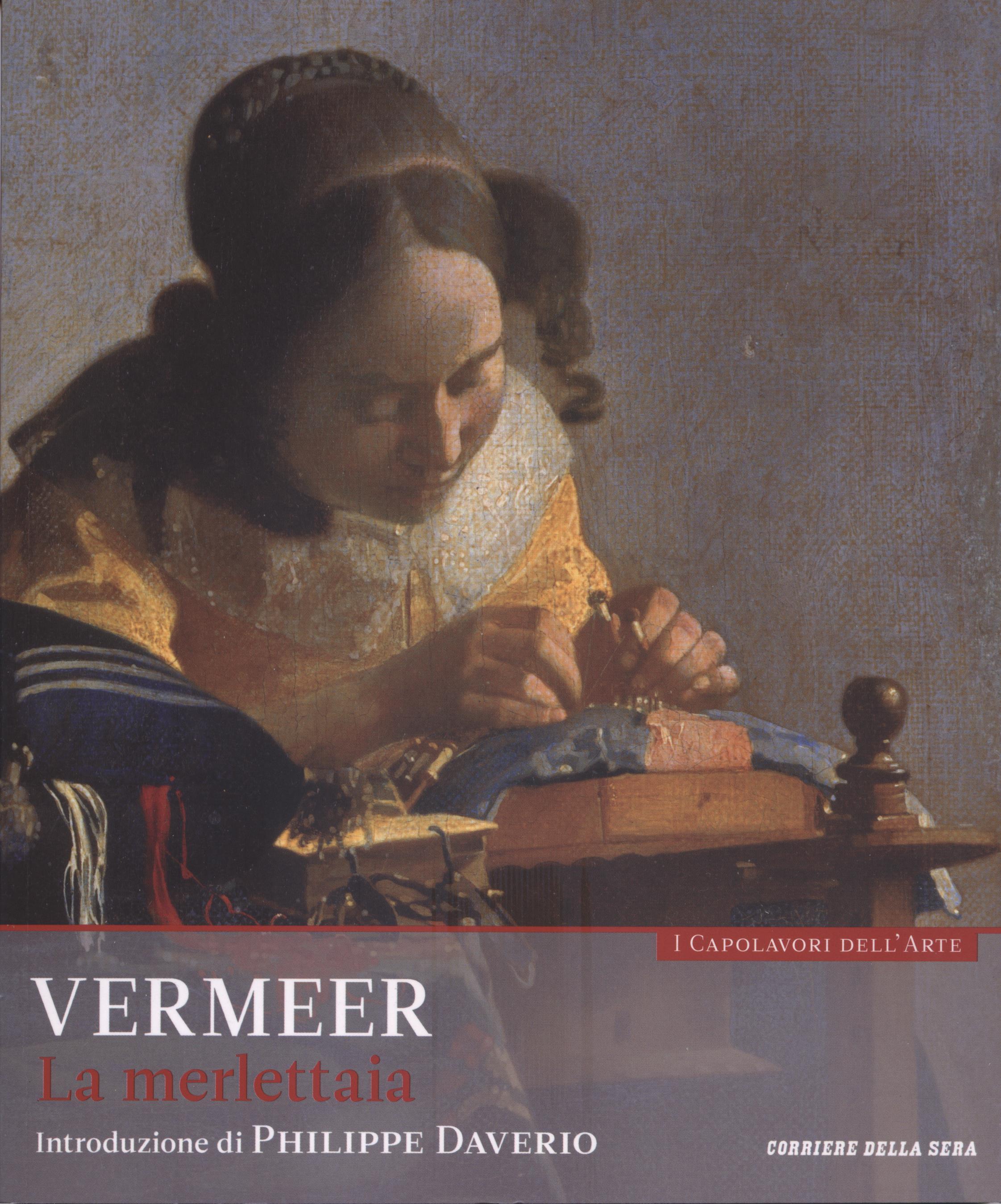 Vermeer - La merlett...