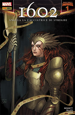 1602: Angela la cacciatrice di streghe #1
