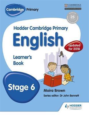 Hodder Cambridge Primary English