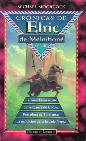 Crónicas de Elric d...