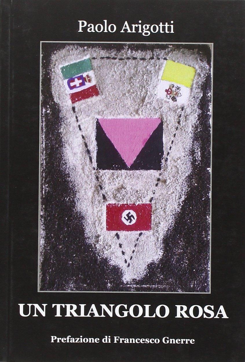 Un triangolo rosa