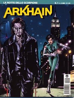 Arkhain n. 1