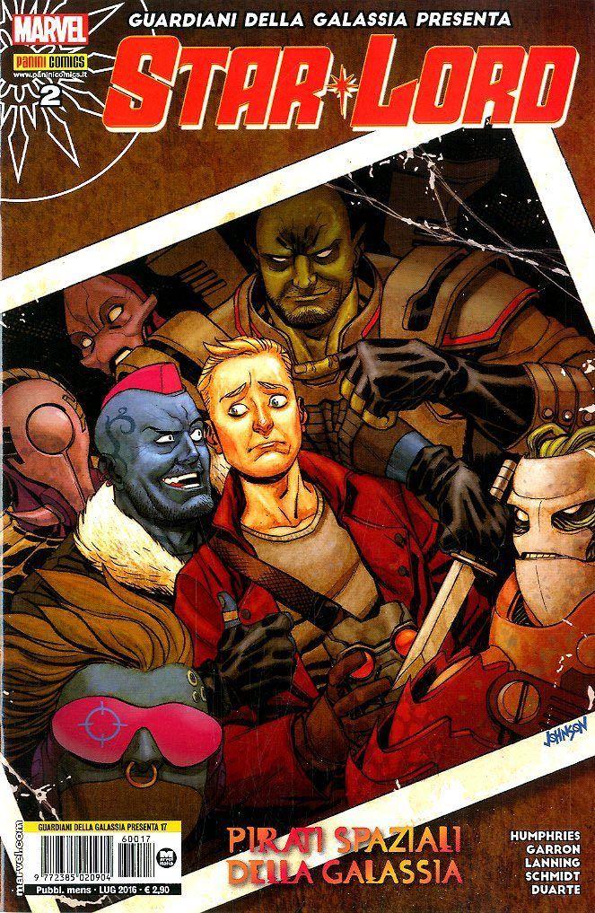 Guardiani della Galassia presenta: Star Lord #2