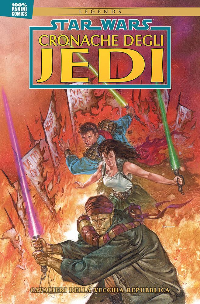 Star Wars: Cronache degli Jedi vol. 3