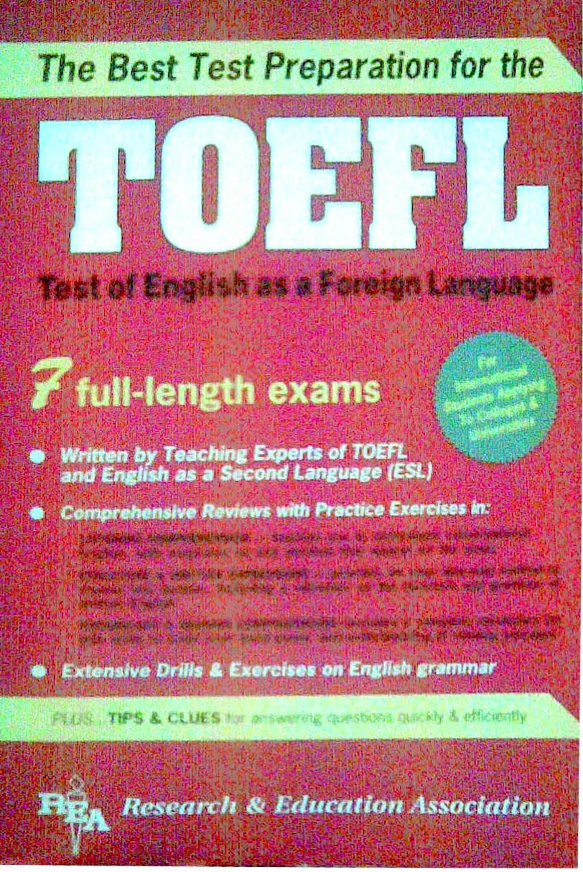 Best Test Preparation for the Toefl