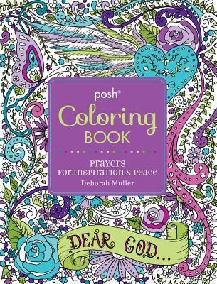 Posh Adult Coloring ...