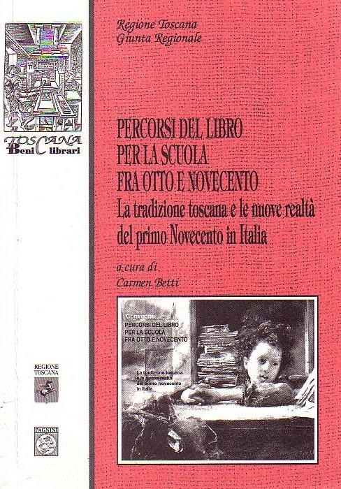 Percorsi del libro per la scuola fra Ottocento e Novecento