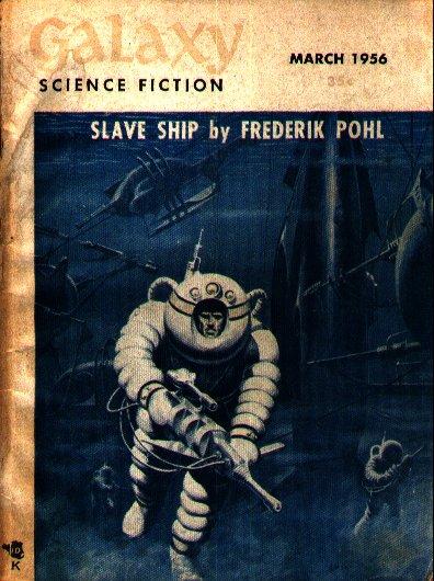 Galaxy Science Fiction vol. 11 no. 5, March 1956