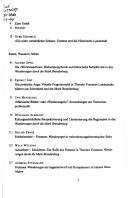 Geschichte und Geschichten aus Mark Brandenburg