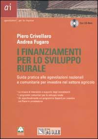I finanziamenti per lo sviluppo rurale