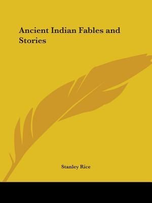 Ancient Indian Fables & Stories 1924