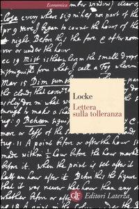 Lettera sulla tolleranza