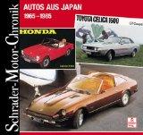 Autos aus Japan 1965 - 1985.
