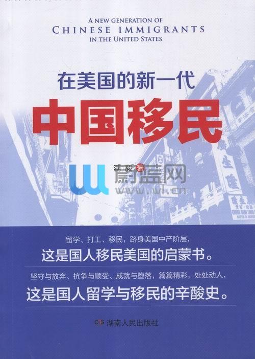 在美国的新一代中国移民