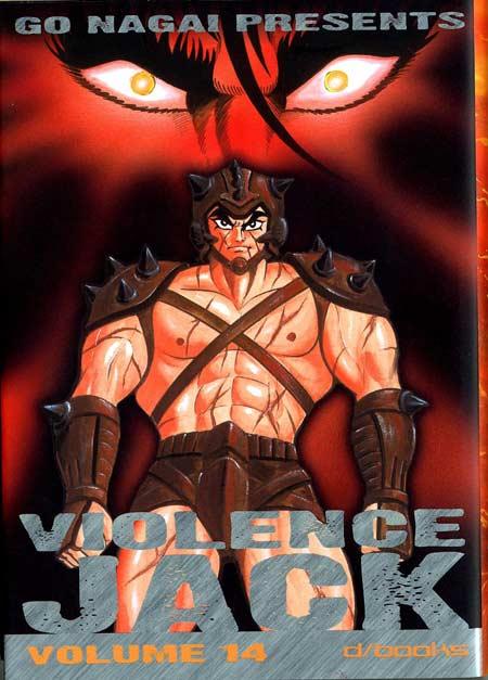 Violence Jack vol. 14