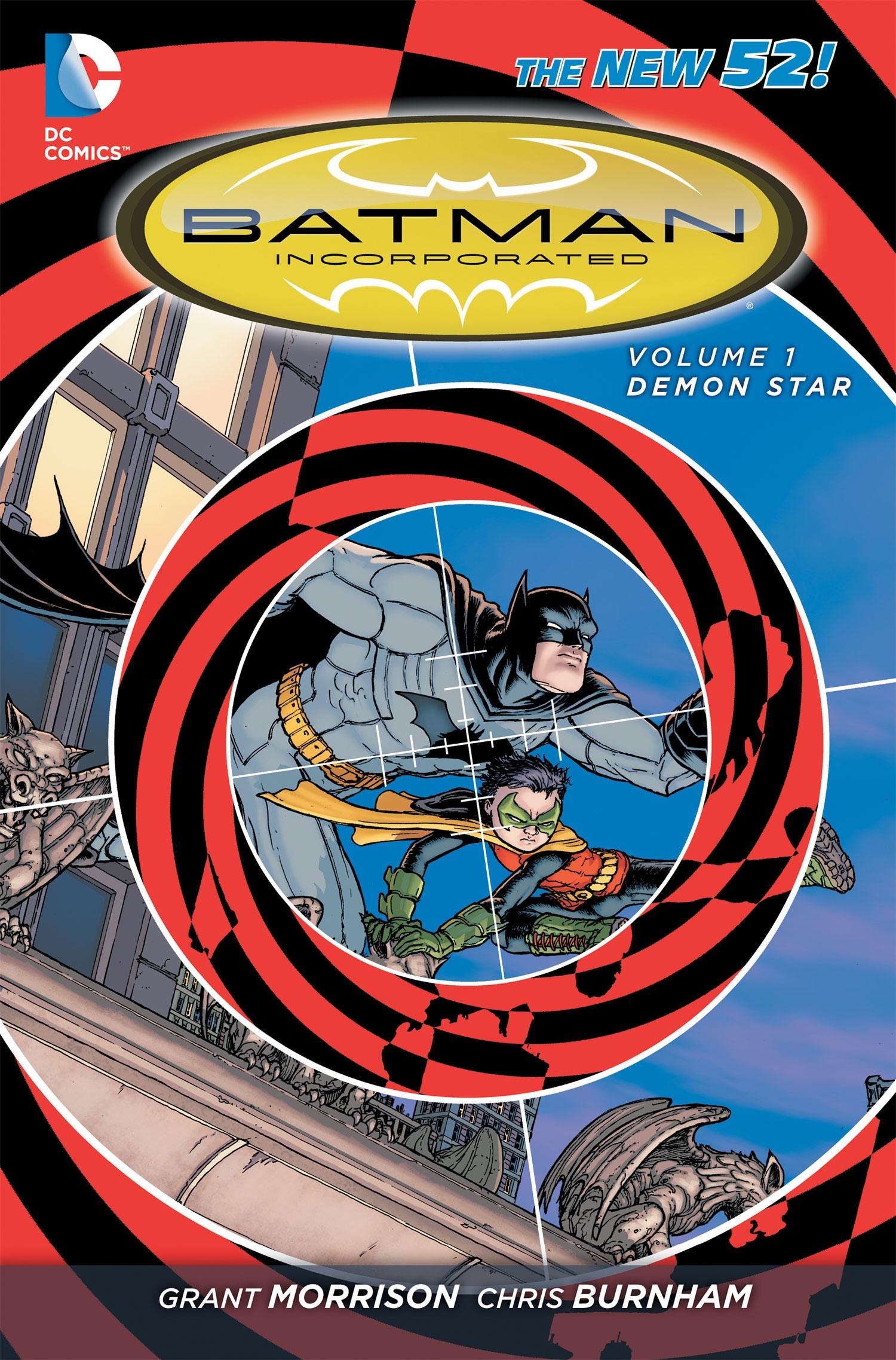 Batman Incorporated, Vol. 1