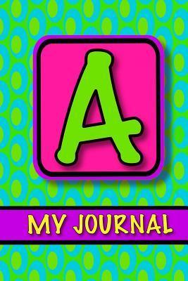 Monogram Journal for Girls a