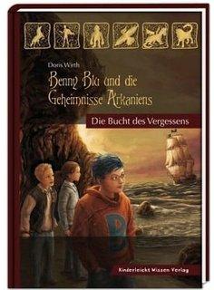 Benny Blu und die Geheimnisse Arkaniens, Band 1