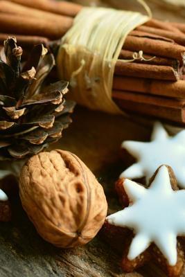 Walnuts and Cinnamon...
