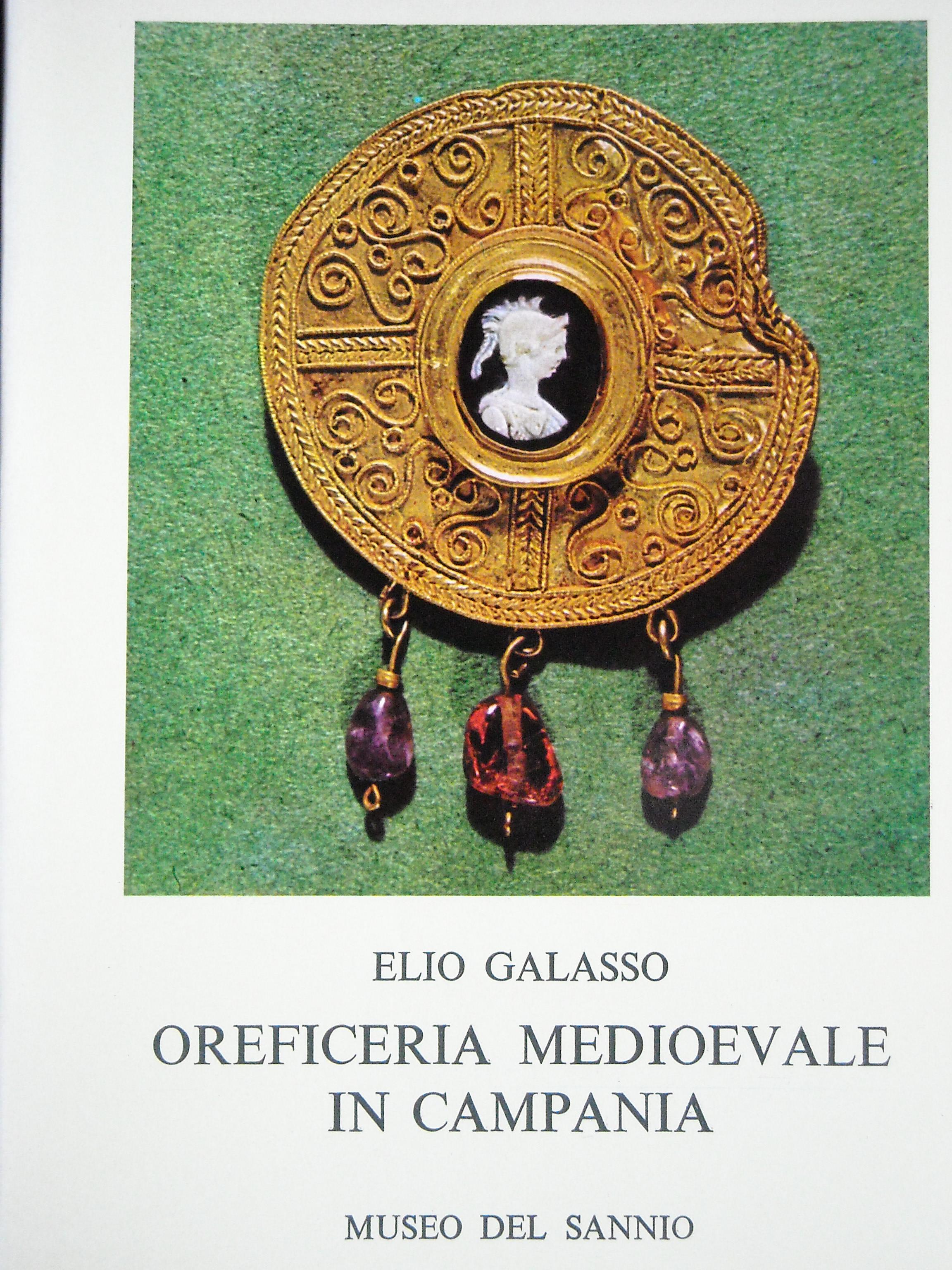 Oreficeria medioevale in Campania