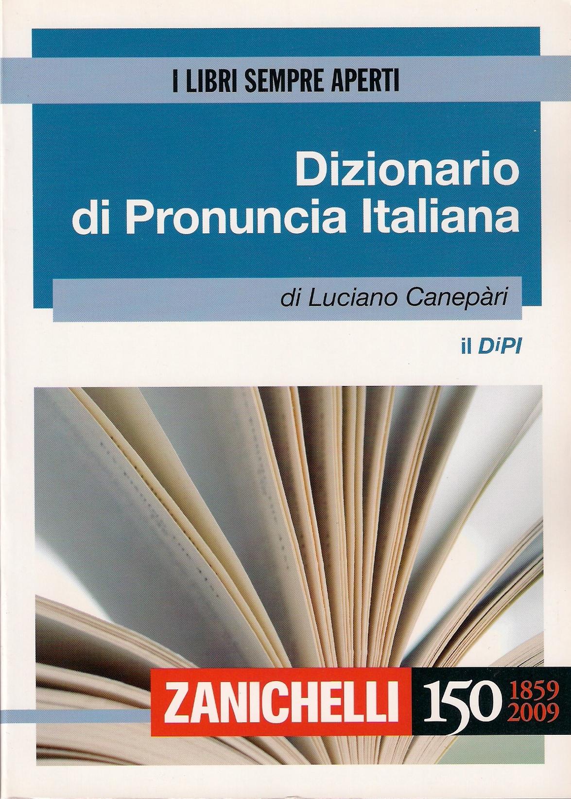 Dizionario di Pronuncia Italiana