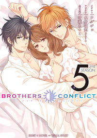 BROTHERS CONFLICT 2nd SEASON(5)