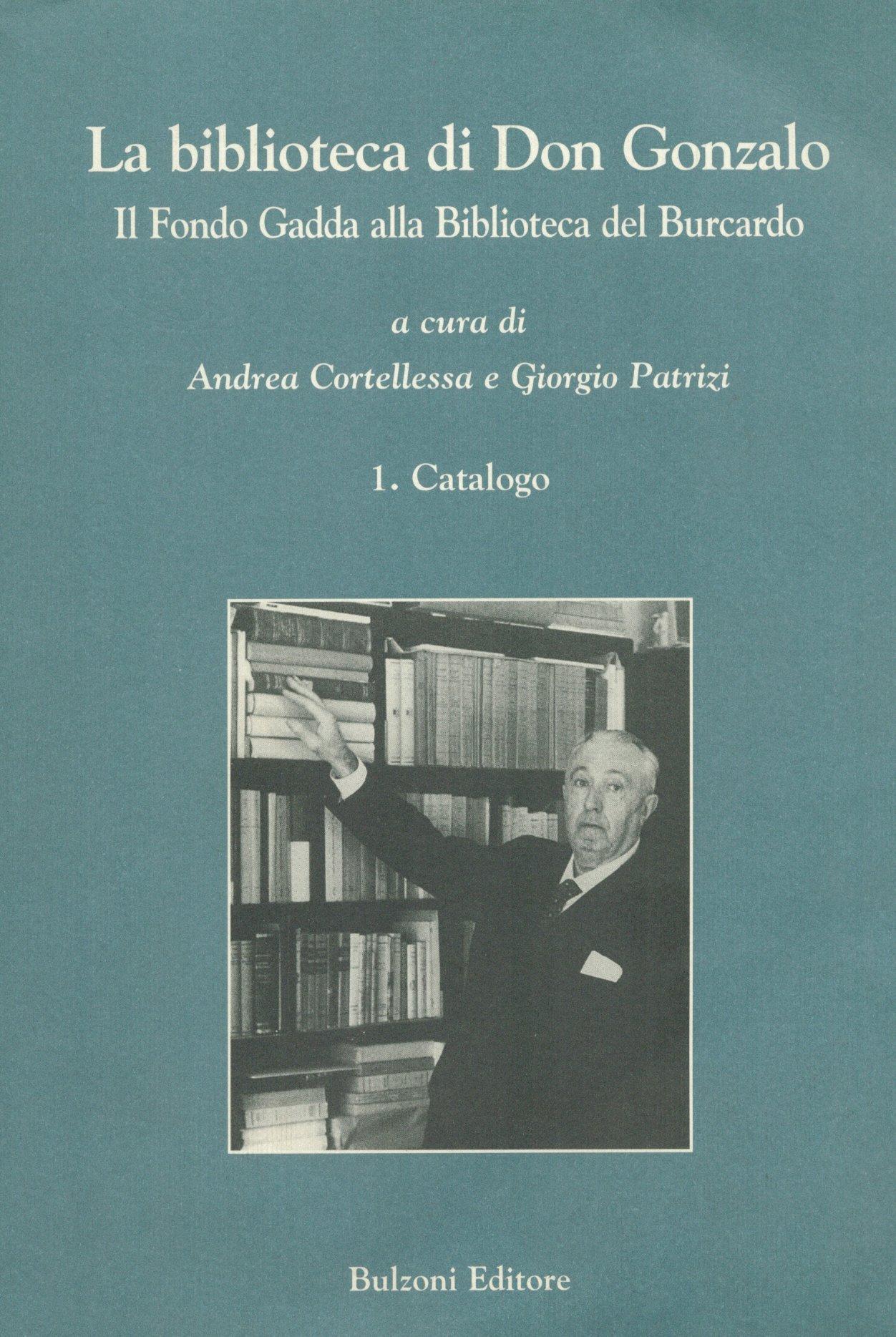 La biblioteca di don Gonzalo