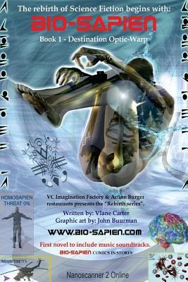 BIO-Sapien book 1 - Optic-warp