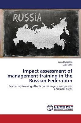 Impact assessment of management training in the Russian Federation