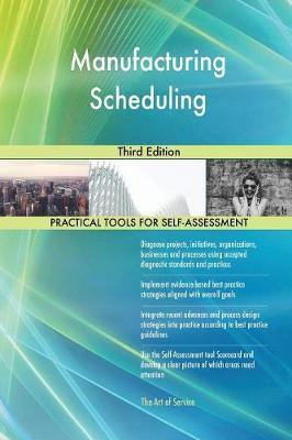 Manufacturing Scheduling Third Edition