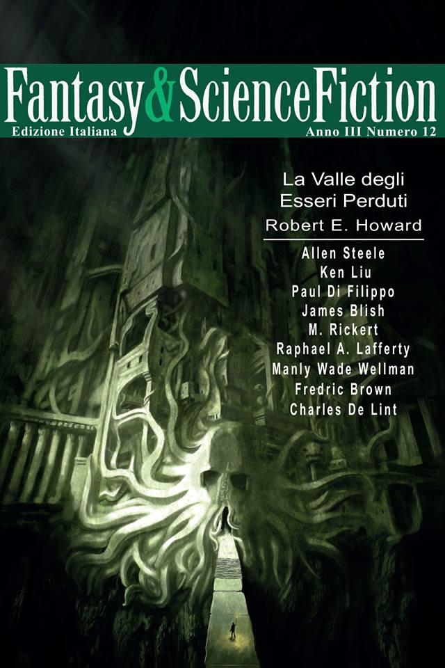 Fantasy & Science Fiction 12