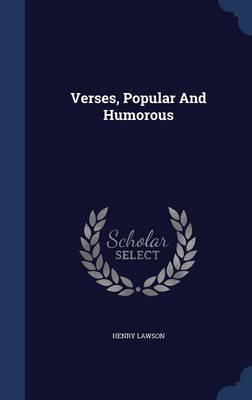 Verses, Popular and Humorous