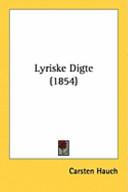 Lyriske Digte (1854)