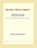 The Day's Work, Volume 1 (Webster's Spanish Thesaurus Edition)