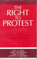 The Right to protest