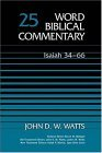 Word Biblical Commentary Vol. 25, Isaiah 34-66