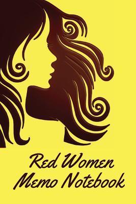 Red Women Memo Noteb...